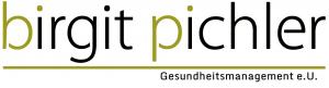 Birgit Pichler Betriebliche Gesundheitsförderung