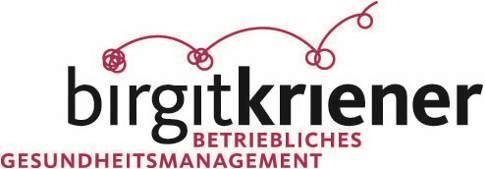 Birgit Kriener - Betriebliches Gesundheitsmanagement e.U.